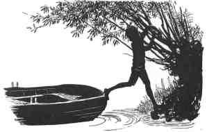 THe Golden Age - illustration by E.H. Shephard