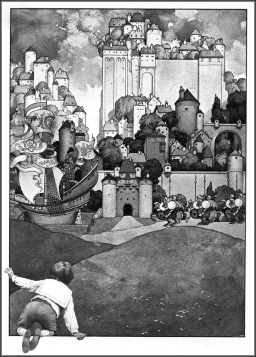 maxfield-parrish-1870-1966-illustrations-for-dream-days-by-kenneth-grahame-2