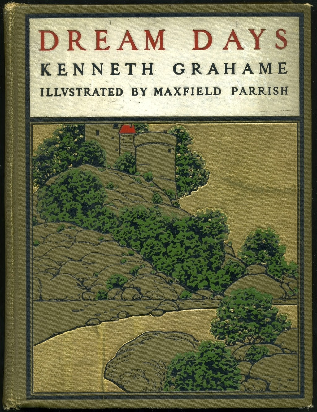 Maxfield Parrish (1870-1966) – illustrations for Dream Days by Kenneth Grahame.jpg