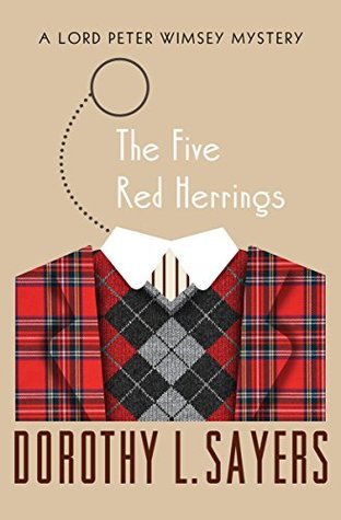 Cover to Five Red Herrings